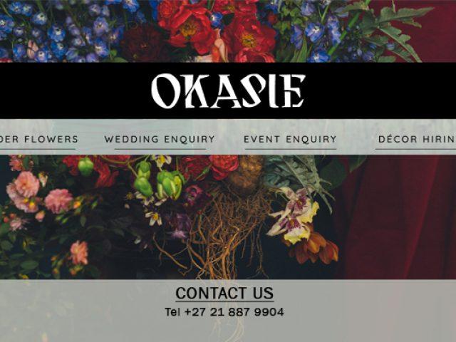 Okasie Flower Shop