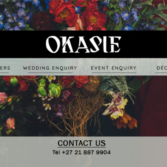 Okasie Flower Shop