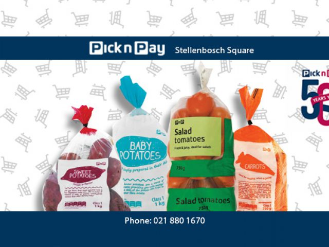 Pick n Pay Stellenbosch Square