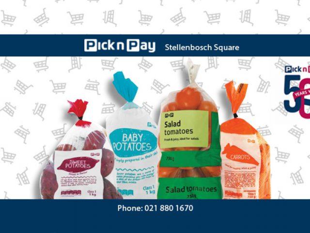 Pick n Pay Stellenbosch Square